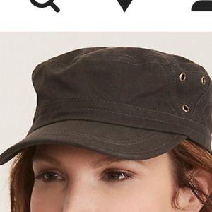 Torrid military style hat
